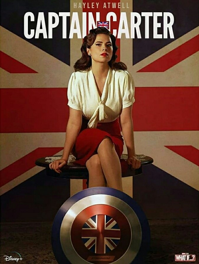 Marvel's What If... to Show Peggy Carter as Captain Carter