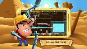 Diggy's Adventure: Escape this 2D Mine Maze Puzzle v 1.5.103 Hack MOD APK (money)