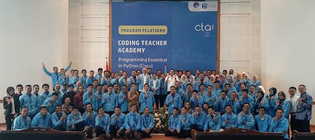 Kemenkominfo Latih Skill 2000 Guru TIK dengan Program DTS