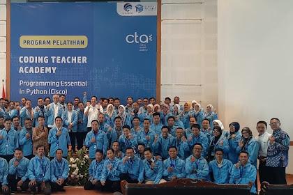 Kemenkominfo Latih Skill 2000 Guru TIK dengan Program DTS 2019
