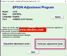 Cara Reset Printer Epson L210 Dengan Mudah