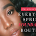 Everyday Spring Foundation Routine | Makeup
