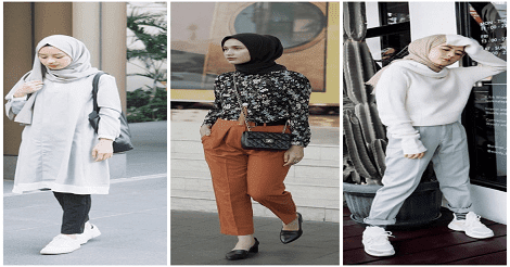 Tips Baju Liburan Berhijab