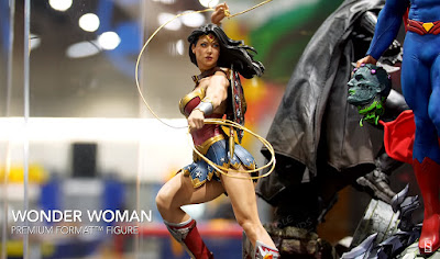 SDCC 2018 Sideshow DC Comics Wonder Woman Premium Format Figure 002