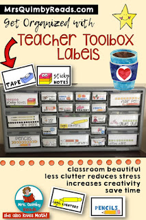 teacher toolbox labels, teaching resources, elementary school