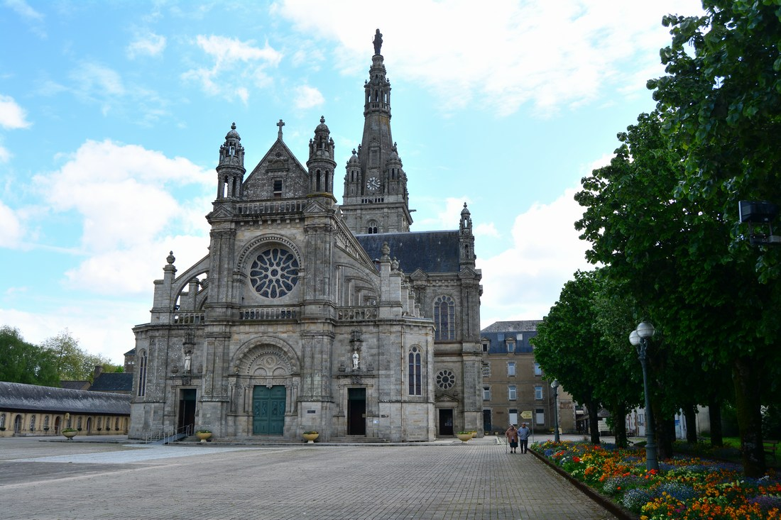 basilique Saint-Anne d'Auray