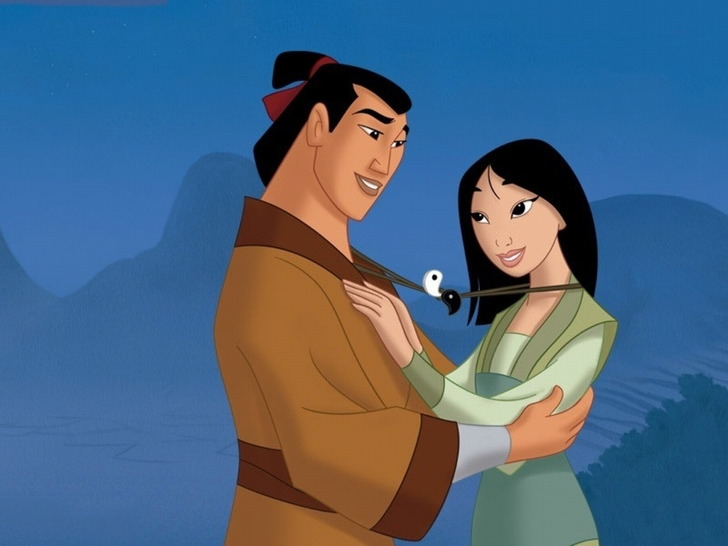 mulan and shang ending relationship