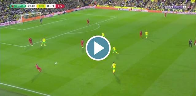 Norwich City vs Liverpool Live Score
