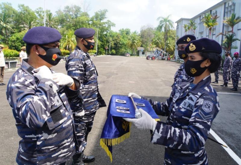 Danlantamal IV Pimpin 4 Jabatan Penting di Lantamal IV