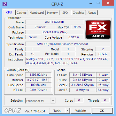CPU-Z Download Free For Windows 10, 7, 8/8.1 PC