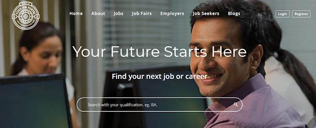 Kerala State Job Portal
