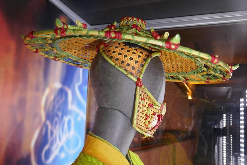 Shang-Chi Li costume hat mask