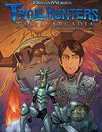 Read Trollhunters: Tales of Arcadia-The Felled comic online