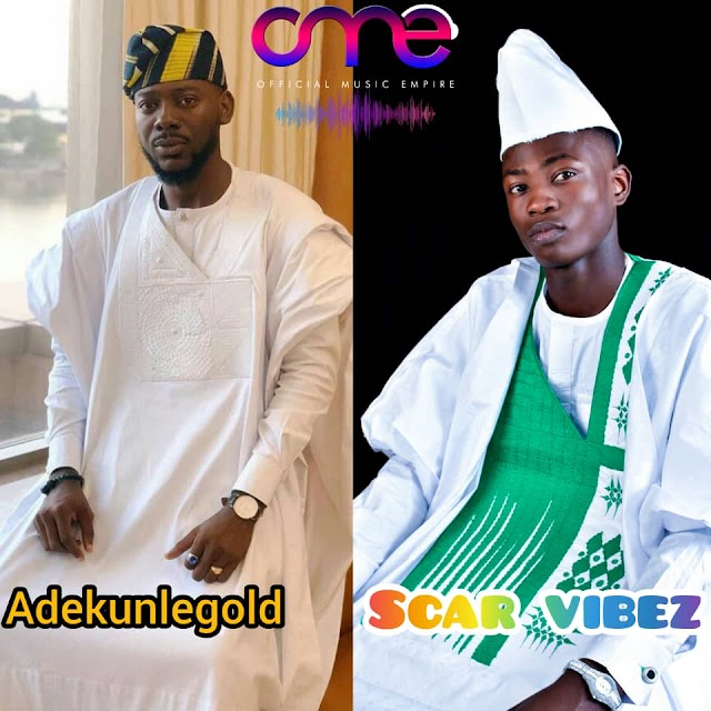 Gist:  Scar Vibez has said his mentor is adekunlegold (See reasons)