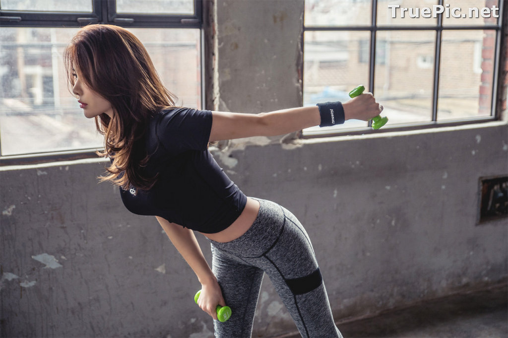 Image Korean Beautiful Model – An Seo Rin – Fitness Fashion Photography #2 - TruePic.net - Picture-5