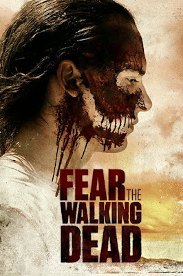 Fear the Walking Dead 2017 S03E01 Dual Audio 720p BRRip 250MB HEVC x265
