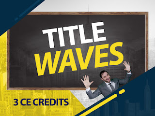 Free CE | Title Waves | 3 Credits | Melville