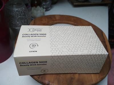 Collagen 5000 (Beauty drink booster) citrón