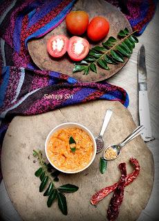Tomato Onions Chutney