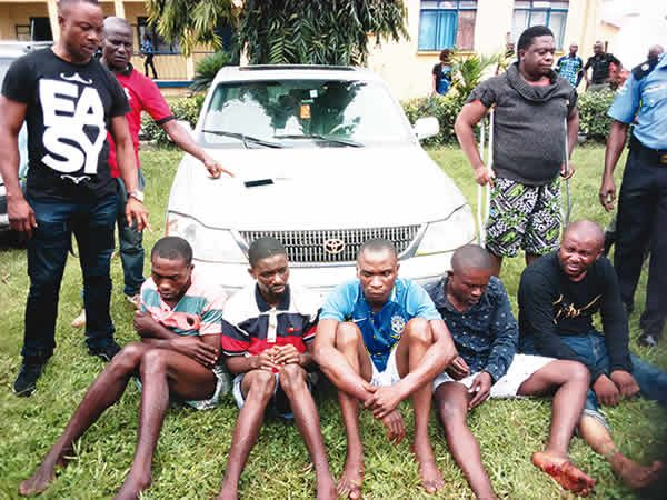 The Gang that killed Bishop Cyriacus Onunkwo of Orlu Diocese