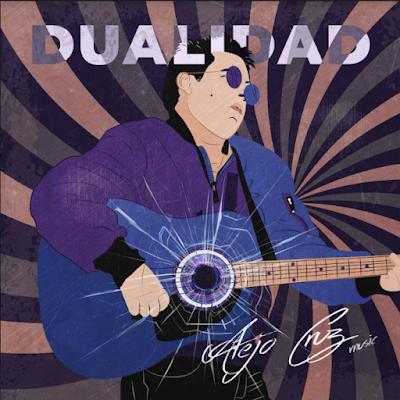 """Alejo Cruz inicia el 2021 con su nuevo sencillo titulado """"Dualidad"""""""