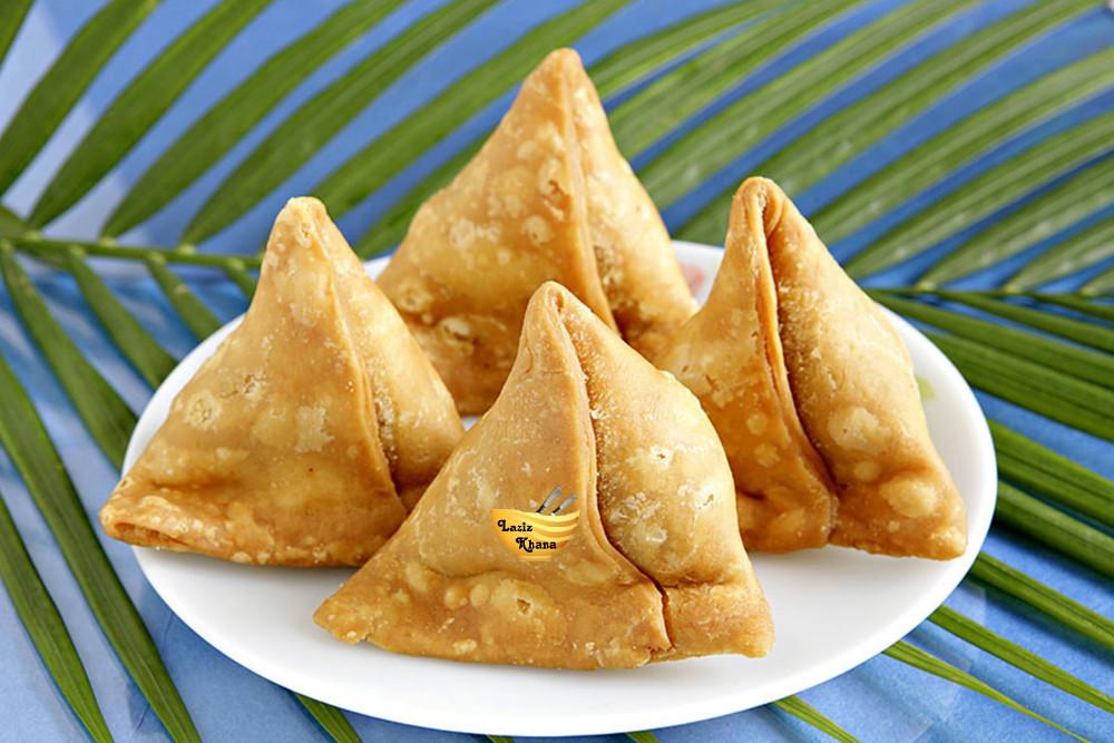 Matar Paneer Samosa Recipe in Hindi