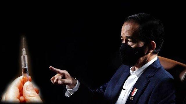 Brasil Sebut Vaksin Sinovac Berefek Samping Parah, Kata Jokowi Kayak Digigit Semut