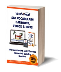 Vocab Ahead Book