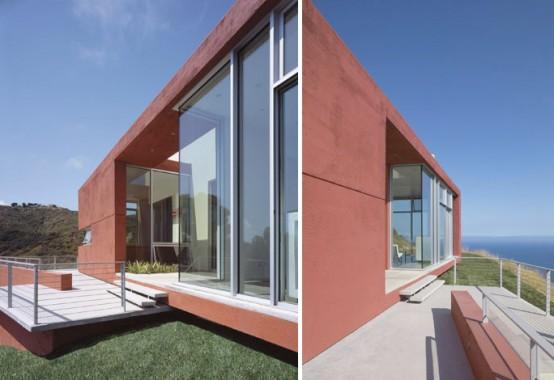 Modern House - Maximize solar energy