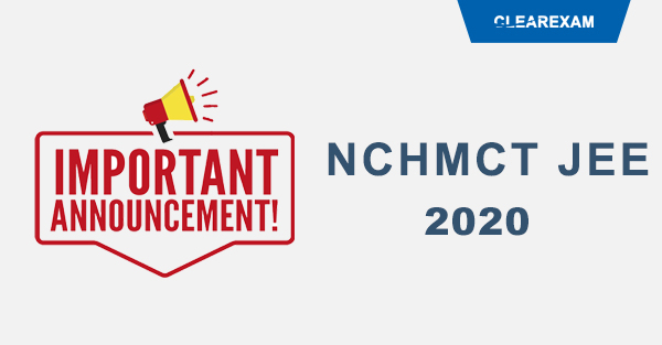 NCHMCT Registration Starts From January 1, 2020