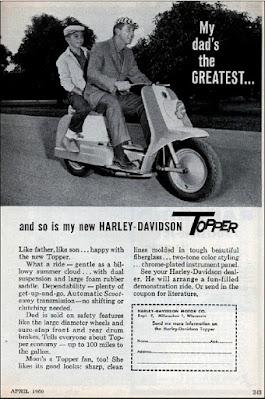 Harley-Davidson Topper