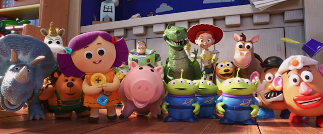 Toy Story 4 Toy Story Gang