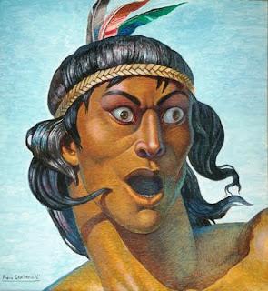 Cacique Naiguata, Indio Naiguata