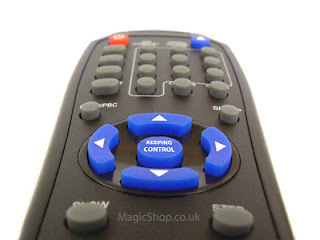 How Magicians Keep Control During a Magic Trick