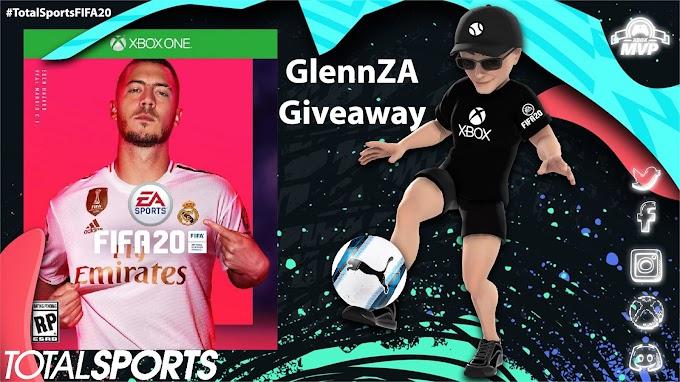 Sorteio Ganhe FIFA 2020 para Xbox One e uma bola de futebol da PUMA!