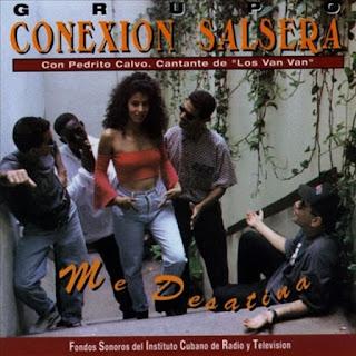 ME DESATINA - GRUPO CONEXION SALSERA (1996)