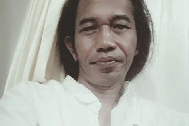 Punya Wajah Mirip Jokowi, Akun Facebook Imron Gondrong Viral