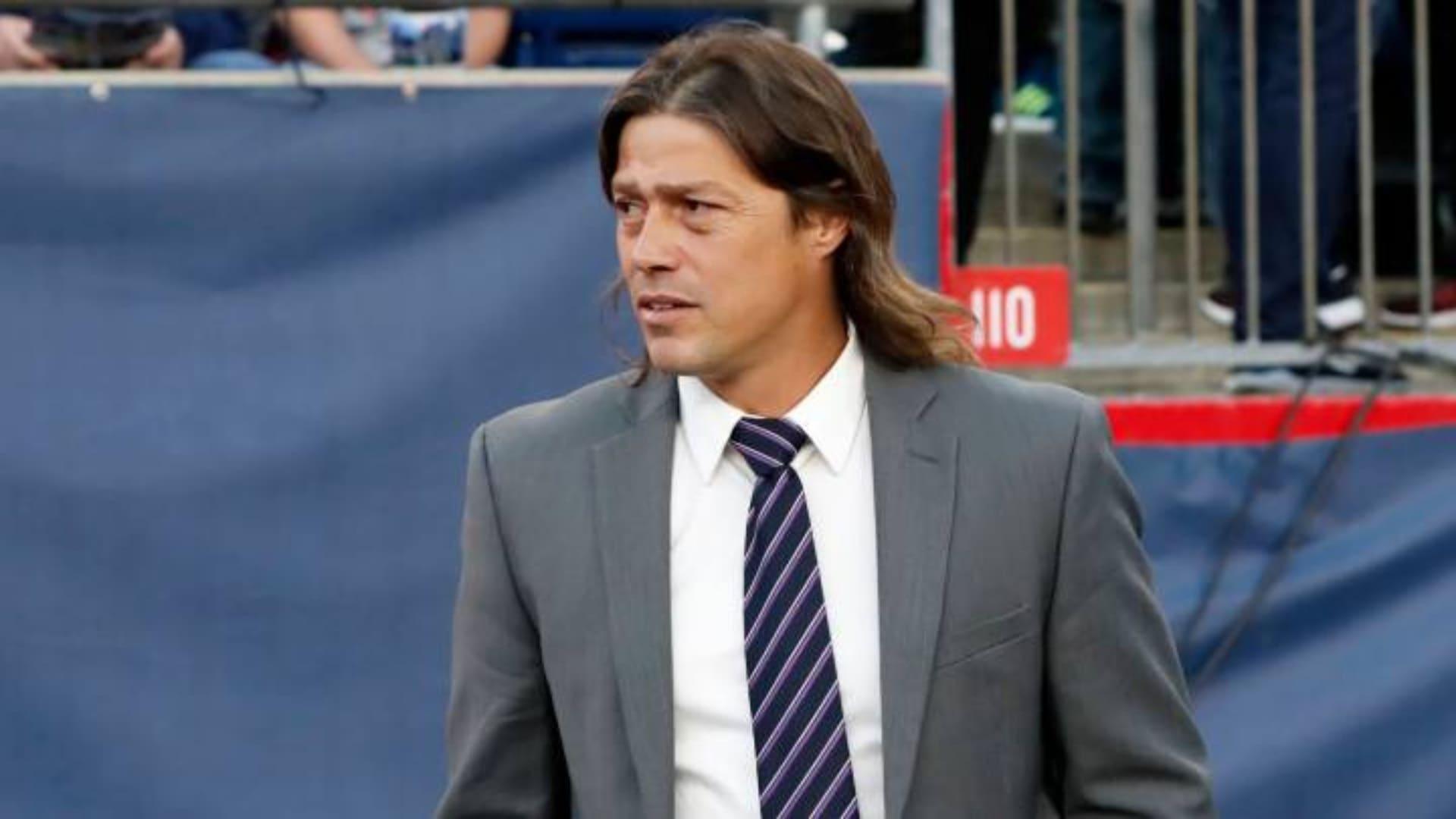 Matías Almeyda rechazó la oferta del Cruz Azul de México y seguirá en la MLS