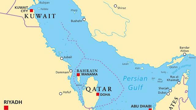 Κίνδυνος ανάφλεξης στον Περσικό Κόλπο