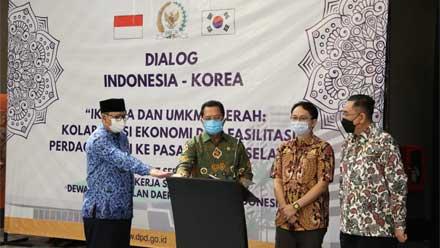 Dialog Indonesia-Korea Selatan