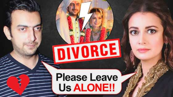 Dia Mirza Just Got Divorced? Check Out