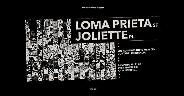 LOMA PRIETA & JOLIETTE