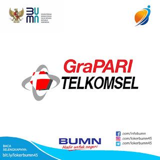 Rekrutmen Lowongan Kerja GraPARI Telkomsel (Telkom Indonesia Group) Maret 2021