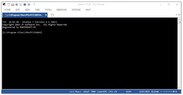 Screenshot Take Command 25.00 Build 23 Full Version