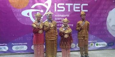 Tim MAN IC OKI Raih Dua Medali Perak di Ajang ISTEC 2020