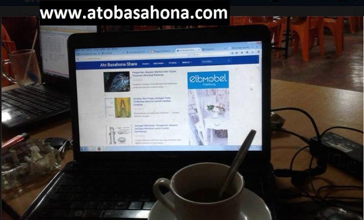 Salah Satu Cara Menulis Artikel Blog yang Baik Yaitu di Warung Kopi