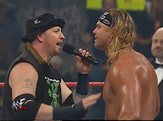 WWE / WWF No Way Out 2000 - The New Age Outlaws defended the WWF Tag Team title against The Dudley Boys
