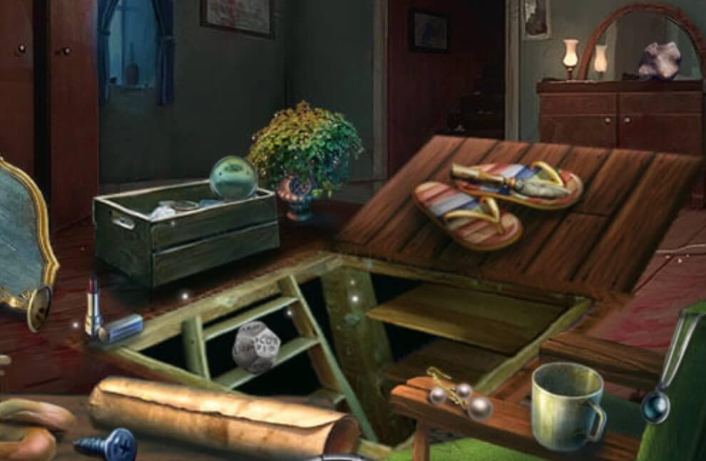 Play Hidden4Fun Forgotten Rooms