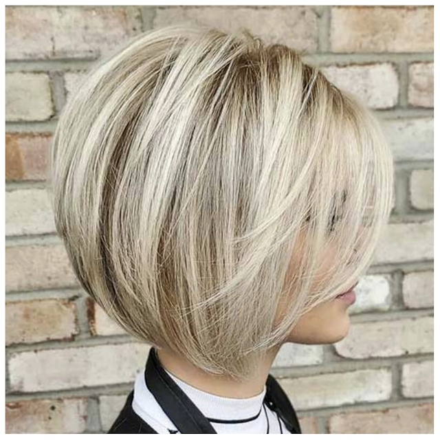 new bob haircut for women