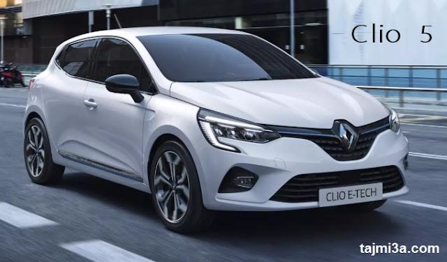 Renault clio5